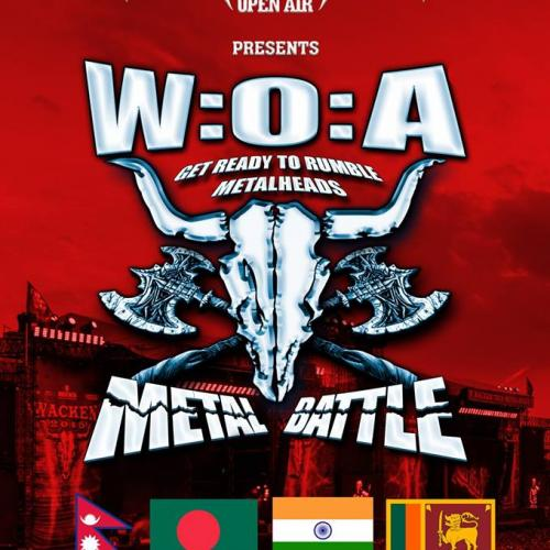 Lanka To Be Repped @ The Wacken Metal Battle 2019