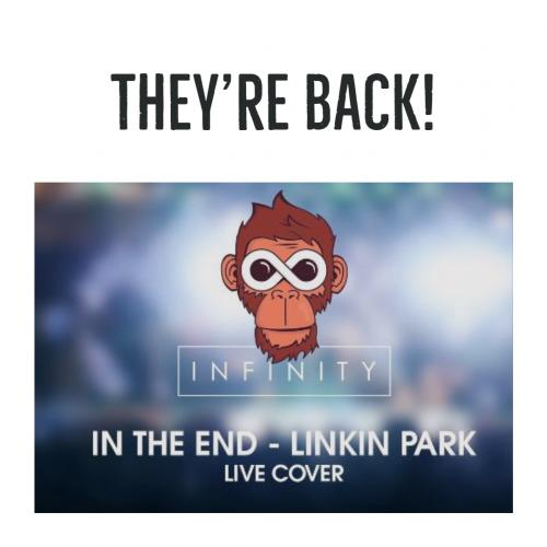 Infinity – In The End (Live Cover)