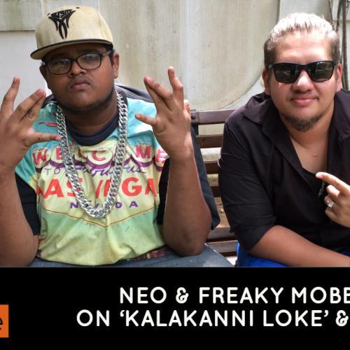 Decibel Exclusive : Neo & Freaky MobBig