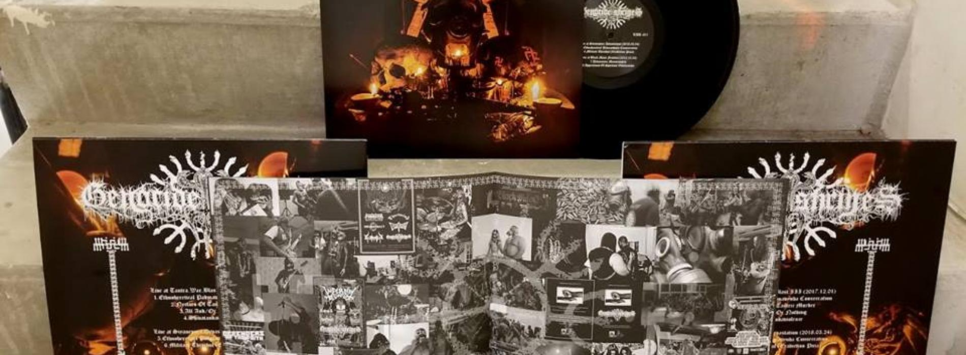 Genocide Shrines Release An All New Lp & Patch