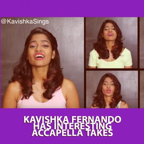 Kavishka Fernando – Thunderclouds Acappella