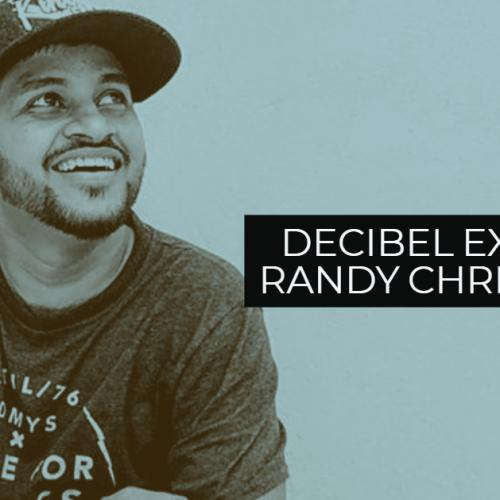 Decibel Exclusive : Randy Chriz Perera