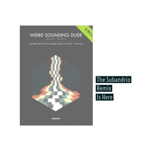 Weird Sounding Dude – Blue is Gray (Subandrio remix)