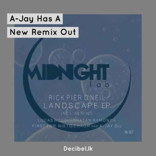 Rick Pier O'Neil – Abyssal (A-Jay Remix)