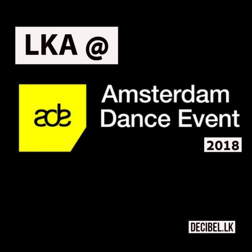 Lanka Is Being Repped At Amsterdam Dance Event