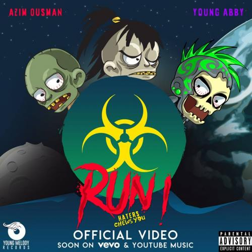 Azim Ousman Announces A New Video Drop On Halloween