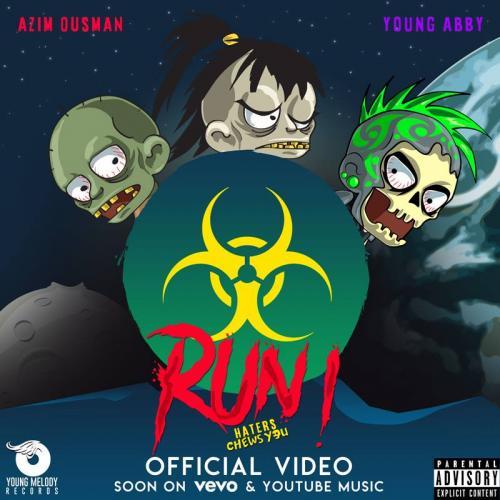 Azim Ousman Announces A New Video Drop On Halloween