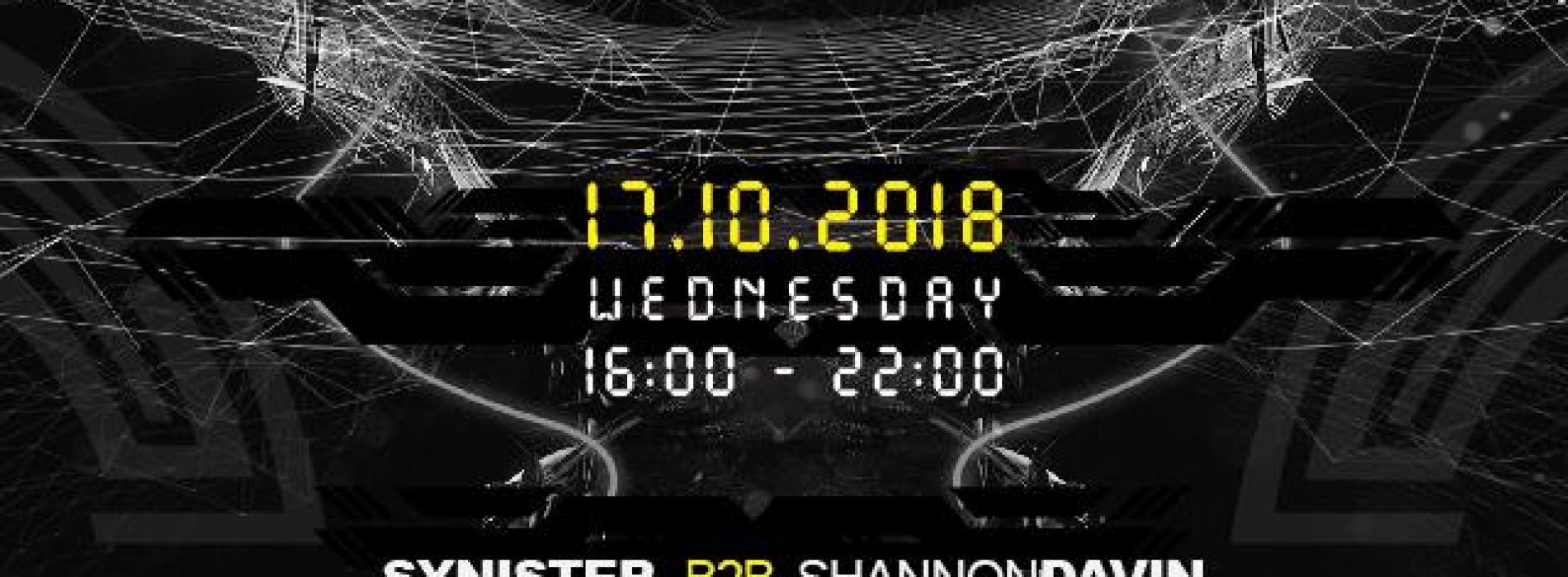 Shannon Davin To Play At Amsterdam Dance Event This Month!