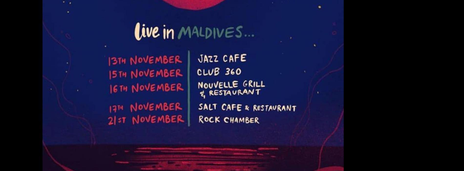 The Soul Tours The Maldives Soon!