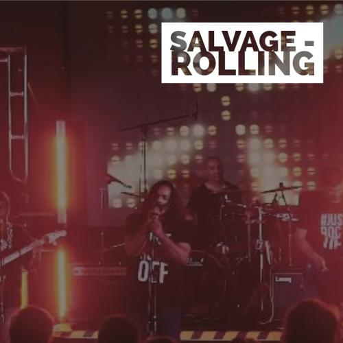 Salvage – Rolling at #JUSTROCKOFF