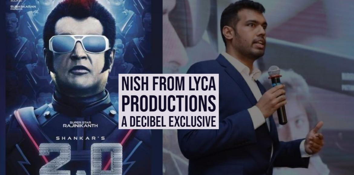 Decibel Exclusive: Nish From Lyca Productions