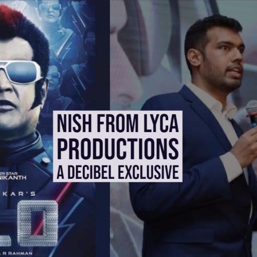 Decibel Exclusive: Nish From Lyca Productions
