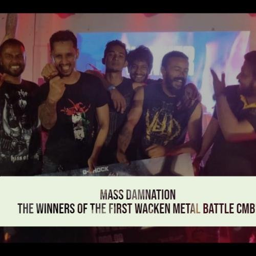 Mass Damnation : The Winners Of The 1st Wacken Metal Battle CMB