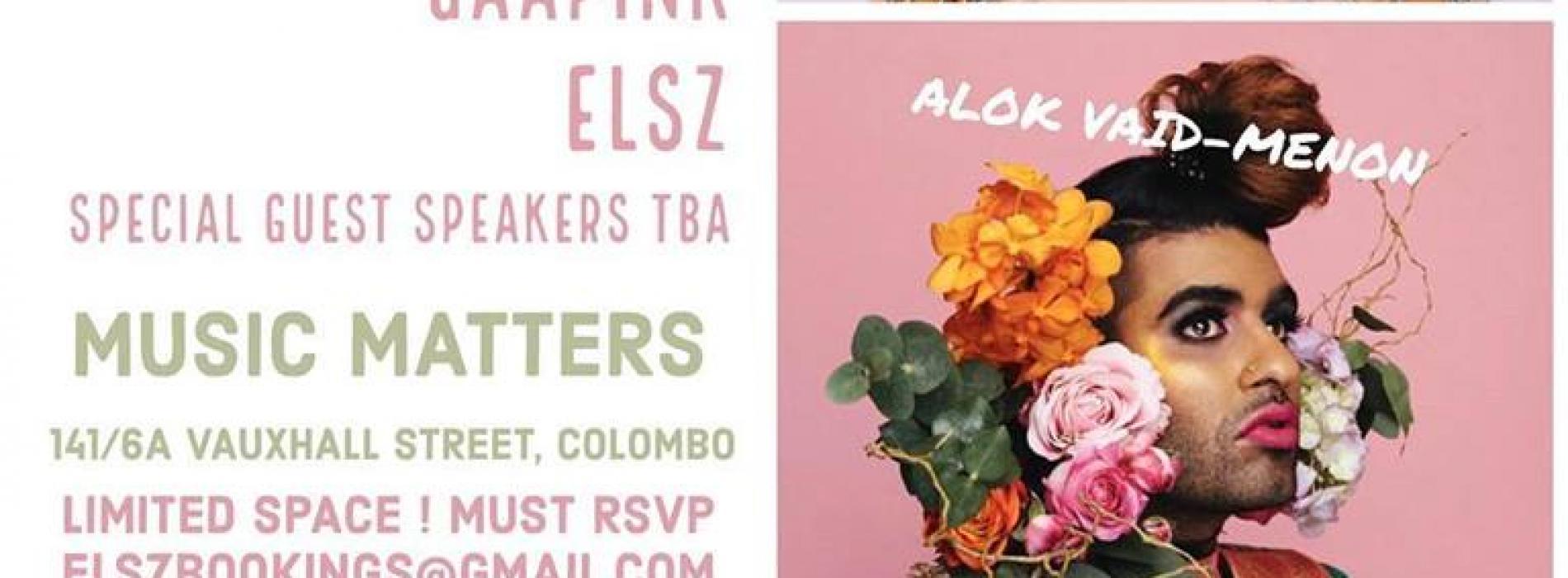 ELSZ Announces A Show In CMB