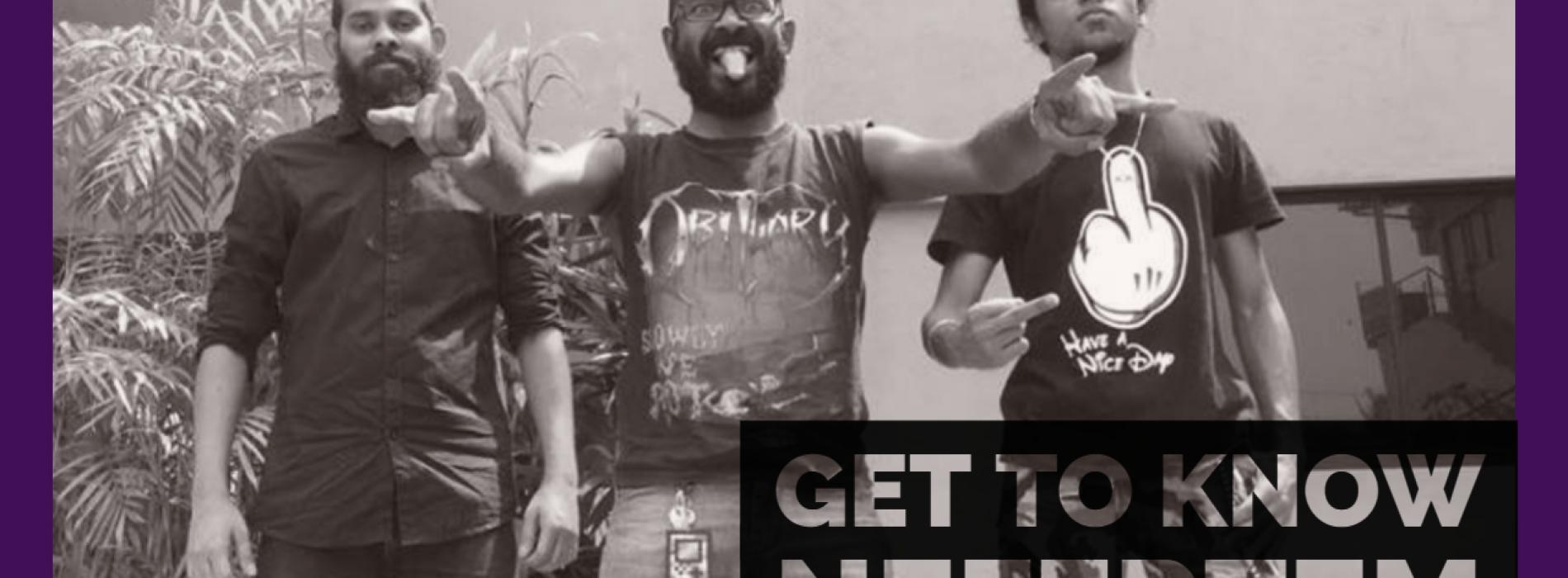 Nerfertem – A Metal Band From Sri Lanka