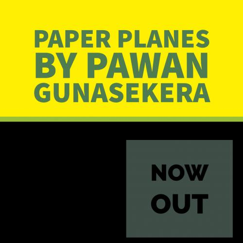 Pawan Gunasekera – Paper Planes (Official Lyric Video)