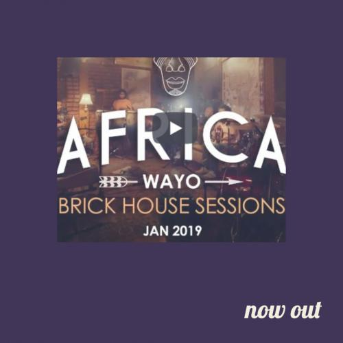 Africa – WAYO Brick House Sessions (Cover)