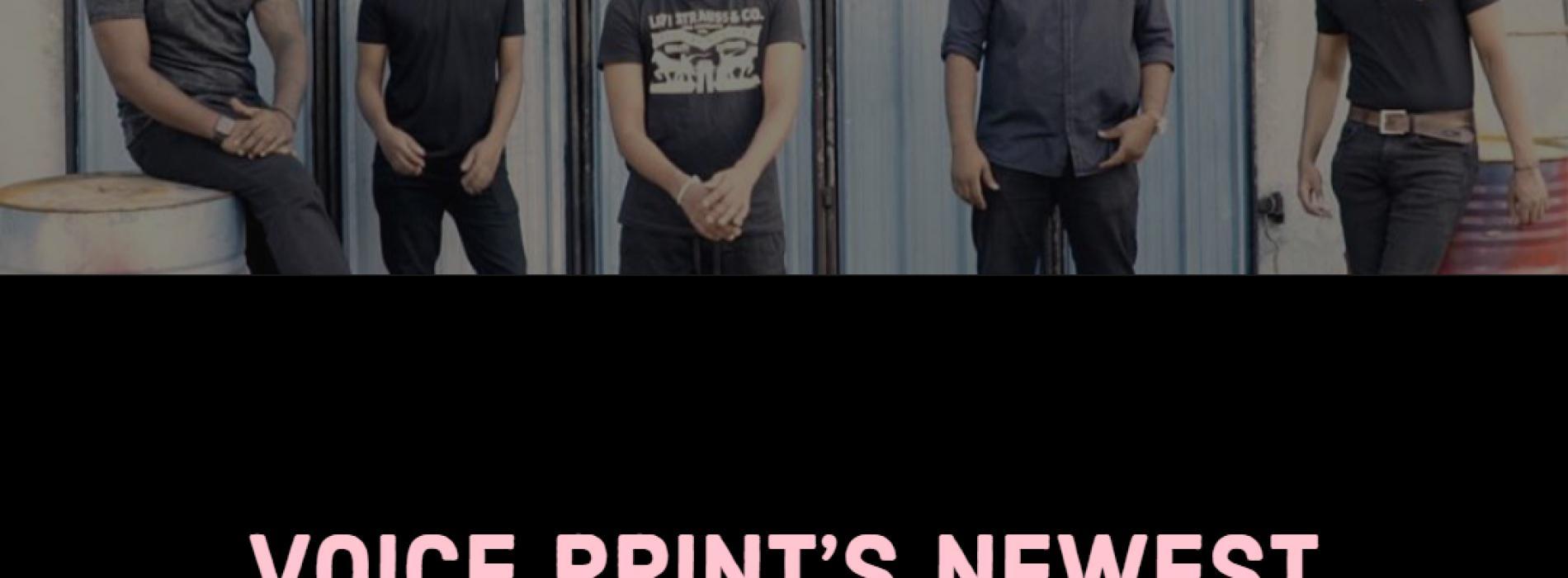 Evolution of Boy Bands – Voice Print (Acapella)