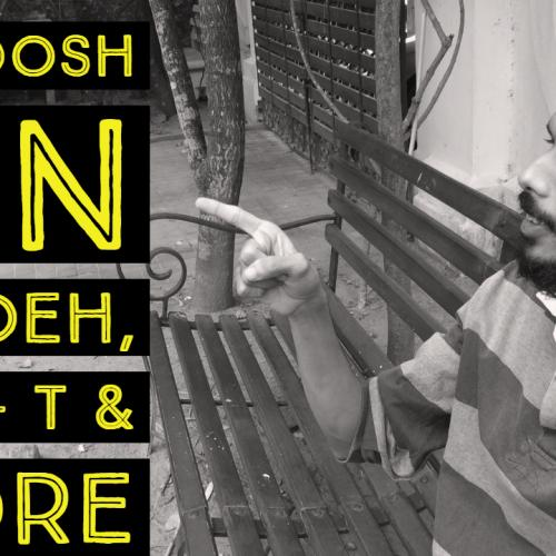 Ranoosh Gives The Deets On Saddeh, Fill T & More