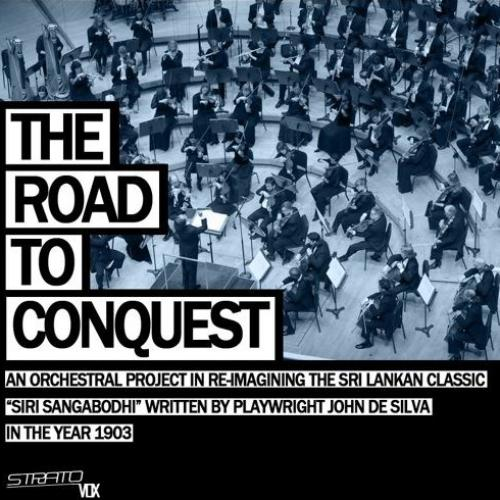 STRATOVOX – The Road To Conquest (Siri Sangabodhi)