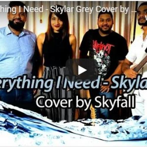 Everything I Need – Skylar Grey Cover by Skyfall