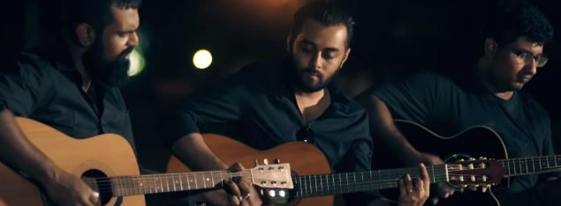 Phire To Pabona / Yana Thanaka (Acoustic) – Hridoy Khan , Mihindu Ariyaratne Ft Raj Thillaiyampalam