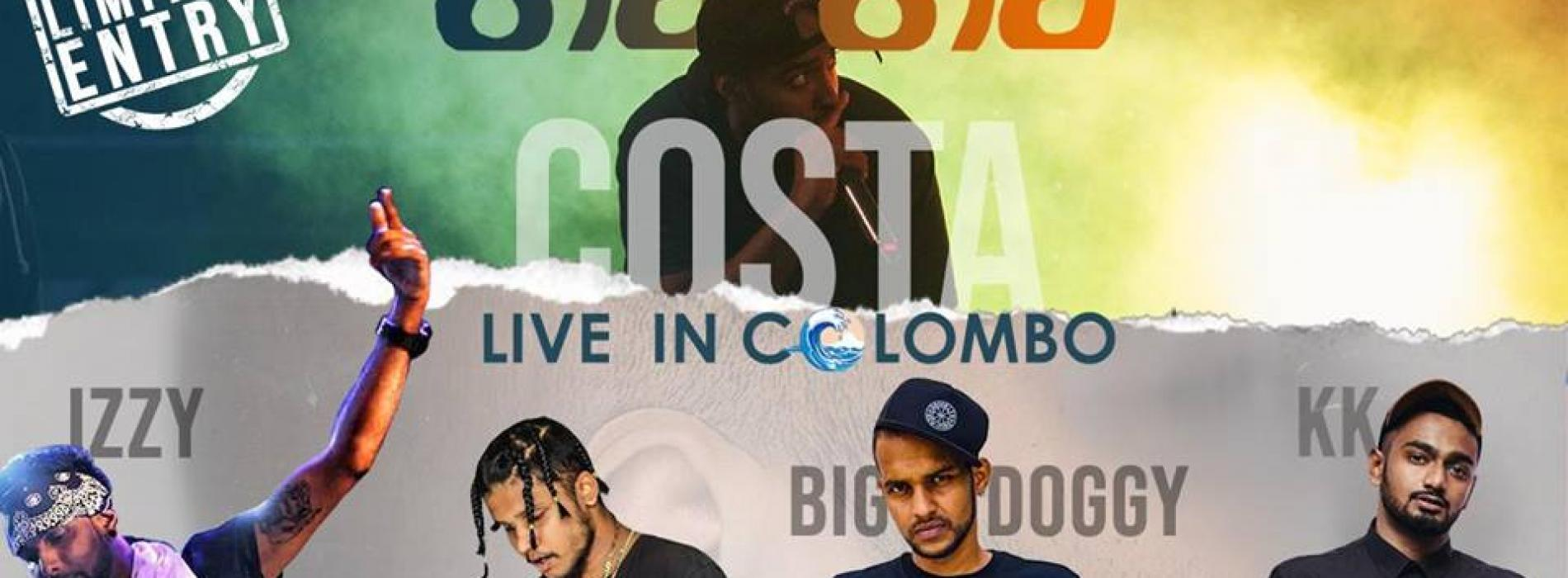 Costa Live In Colombo
