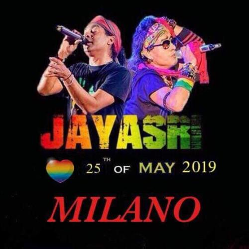 Jayasri To Perform In Milano