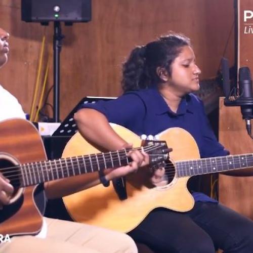 T M Jayaratne – Sithin Ma Nosali Hindiddi (Cover) Chinthani Seneviratne (Cover) Pettah Effect