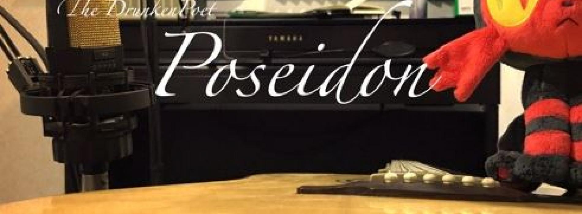 Poseidon – The DrunkenPoet (feat. Flavian Martinesz, Pradeep John & Dinuk Silva)
