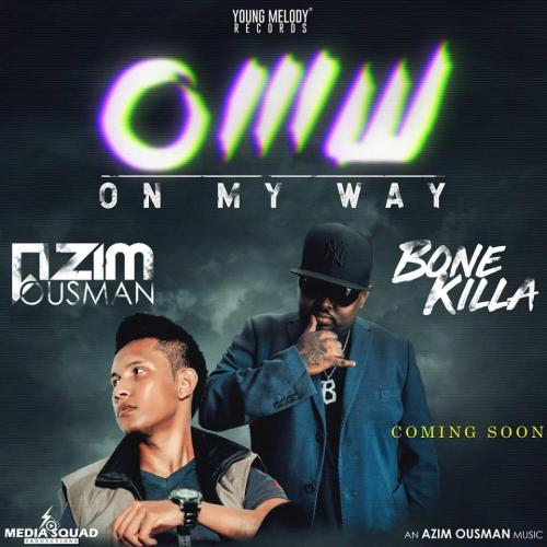 Azim Ousman Announces New Material With Bone Killa!