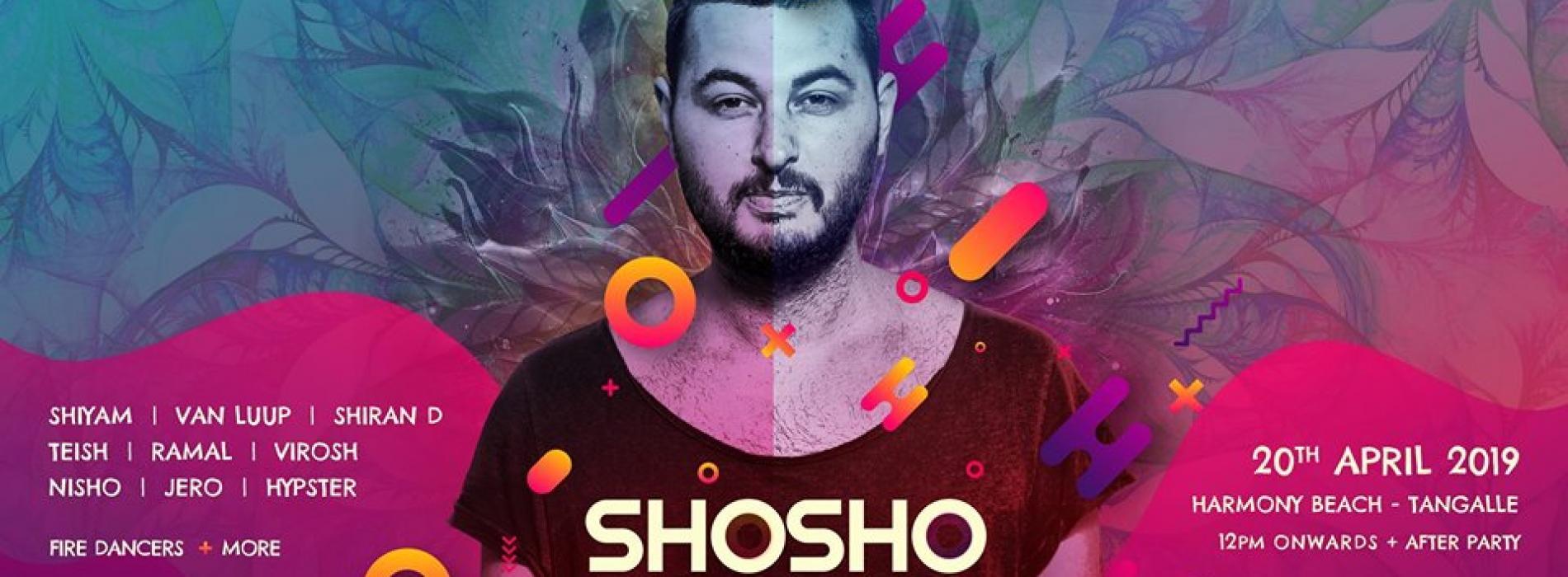 Booka Booka Presents Shosho