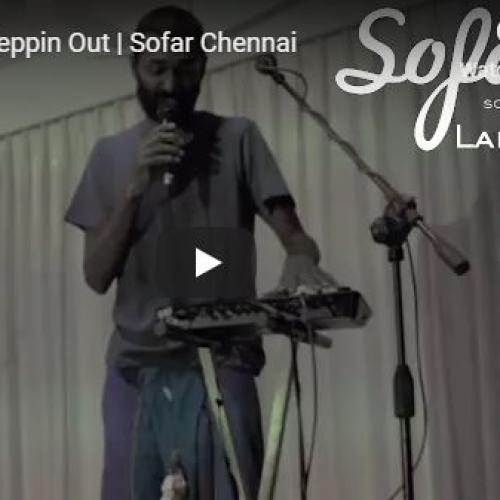 Larry T Hill – Steppin Out | Sofar Chennai