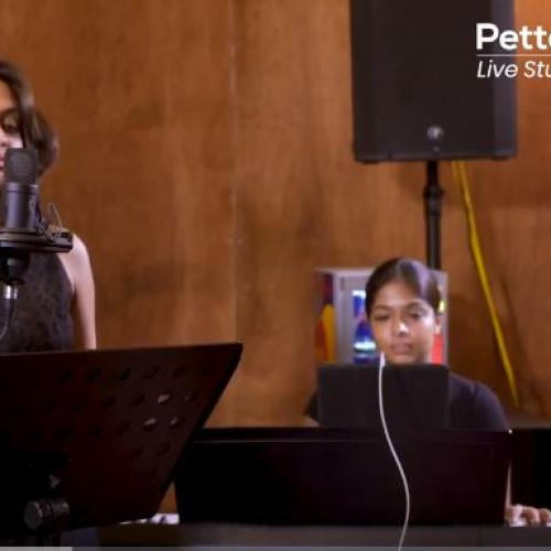 Rihanna – Love On The Brain (Cover) Amarsha Tissera | Pettah Effect Live Studio Sessions