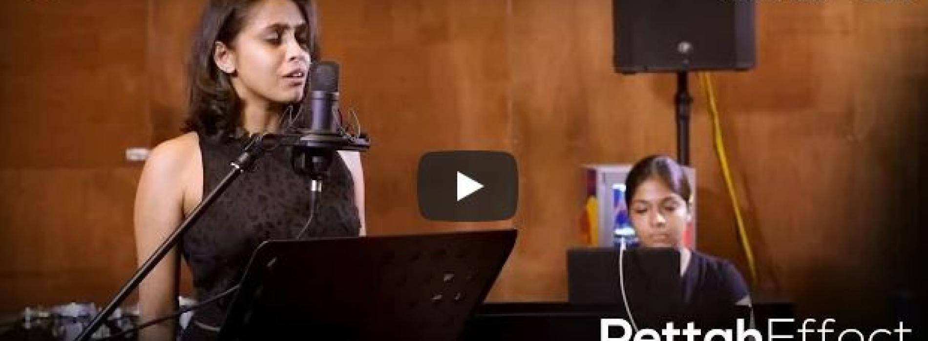 Sia – Bird Set Free (Cover) Amarsha Tissera | Pettah Effect Live Studio Sessions