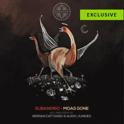 Subandrio – Moas Gone (Hernan Cattaneo & Audio Junkies Remix) [Serendeep]