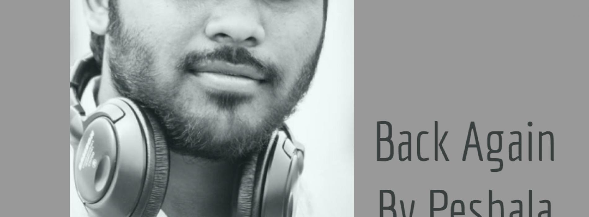 Back Again – Peshala Ravindu