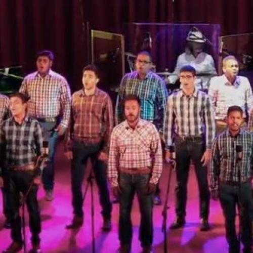 Footsteps (Cover) – St Thomas' Preparatory School Old Boys Choir