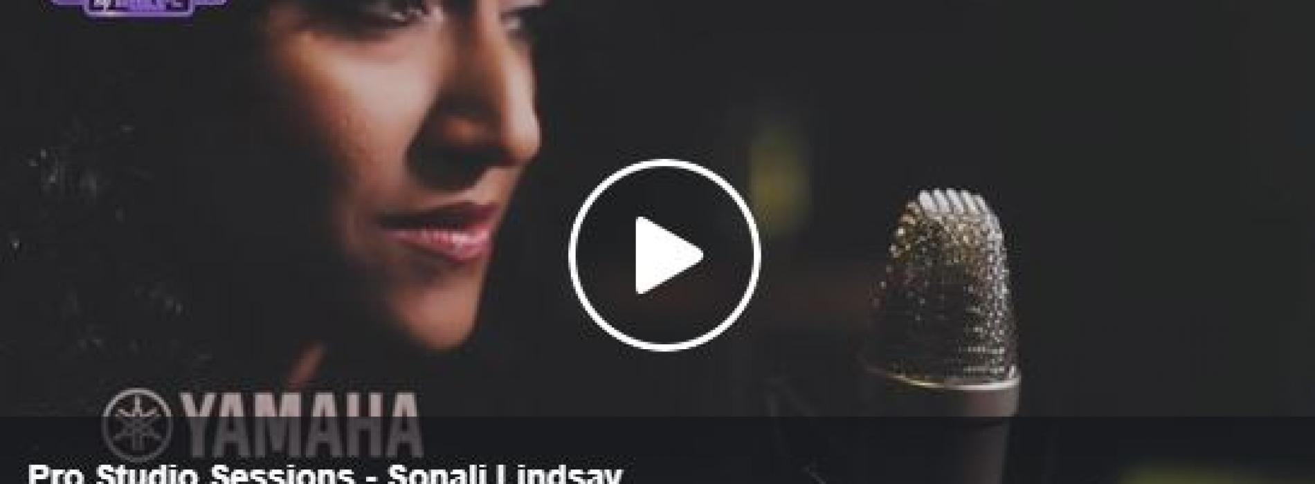 Yamaha Pro Studio Sessions – Sonali Lindsay