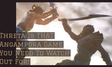 We Have An Angampora Game From Sri Lanka (Threta) Exclusive!