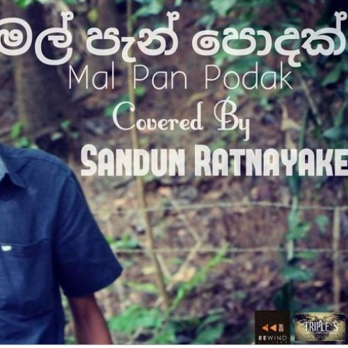 Mal Pan Podak | Sandun Ratnayake | Cover