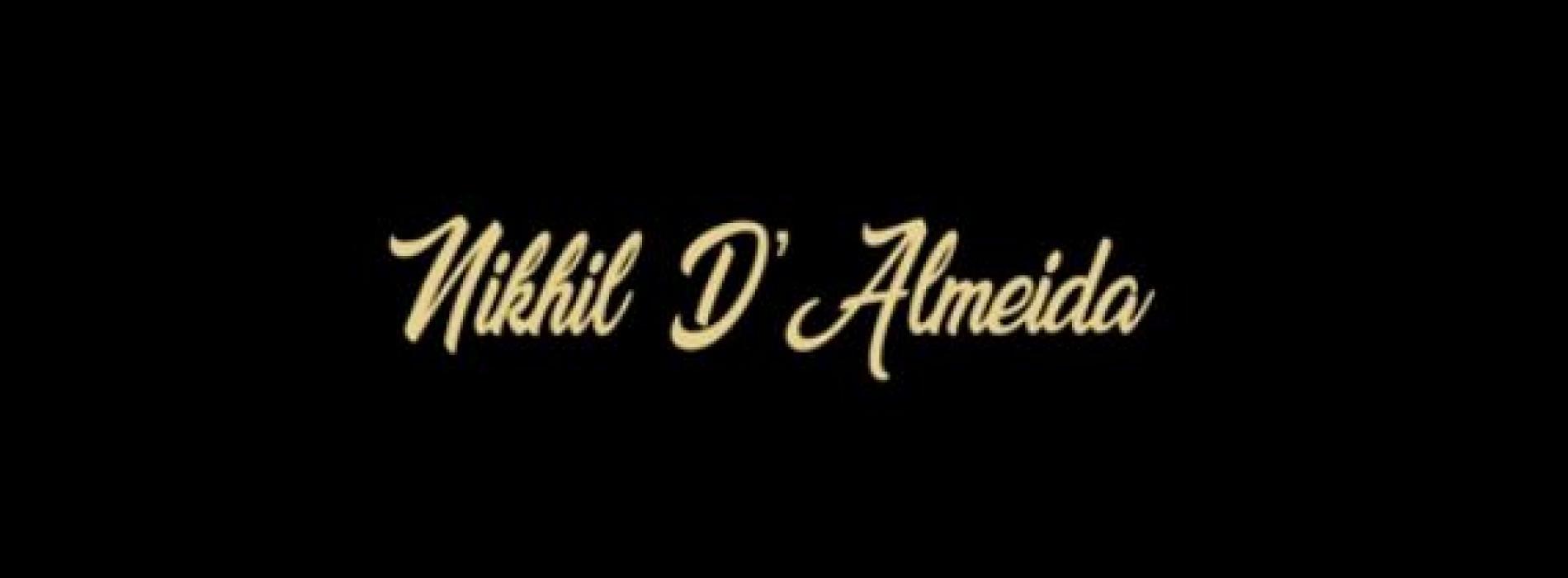 Nikhil D' Almeida – Girls Like You (cover)