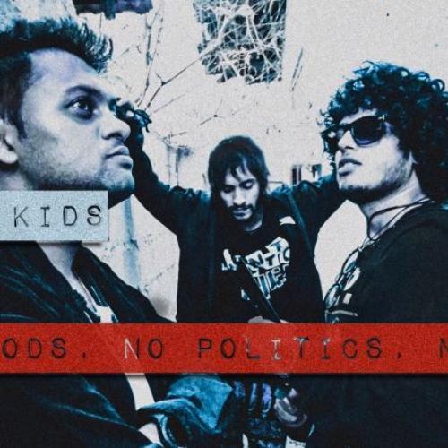 Fallen Kids – No Gods, No Politics, No Lies