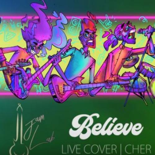 Believe | JamLab (Cover) | Cher