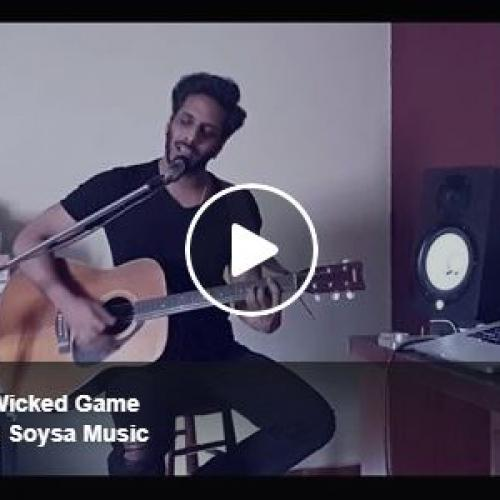 Javeen Soysa – Wicked Game (cover)