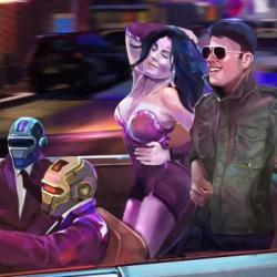 POP PUNK FT GT – Sara Jaathi Official Lyric Video