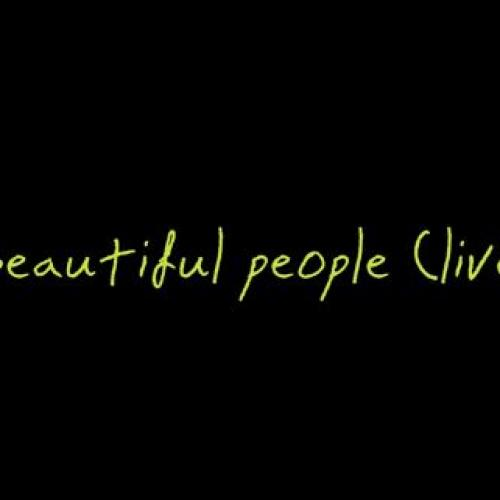 Minesh Dissanayake – Beautiful People (Live Cover)