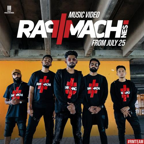 RAP MACHI // RM TEAM // RAP MACHINES