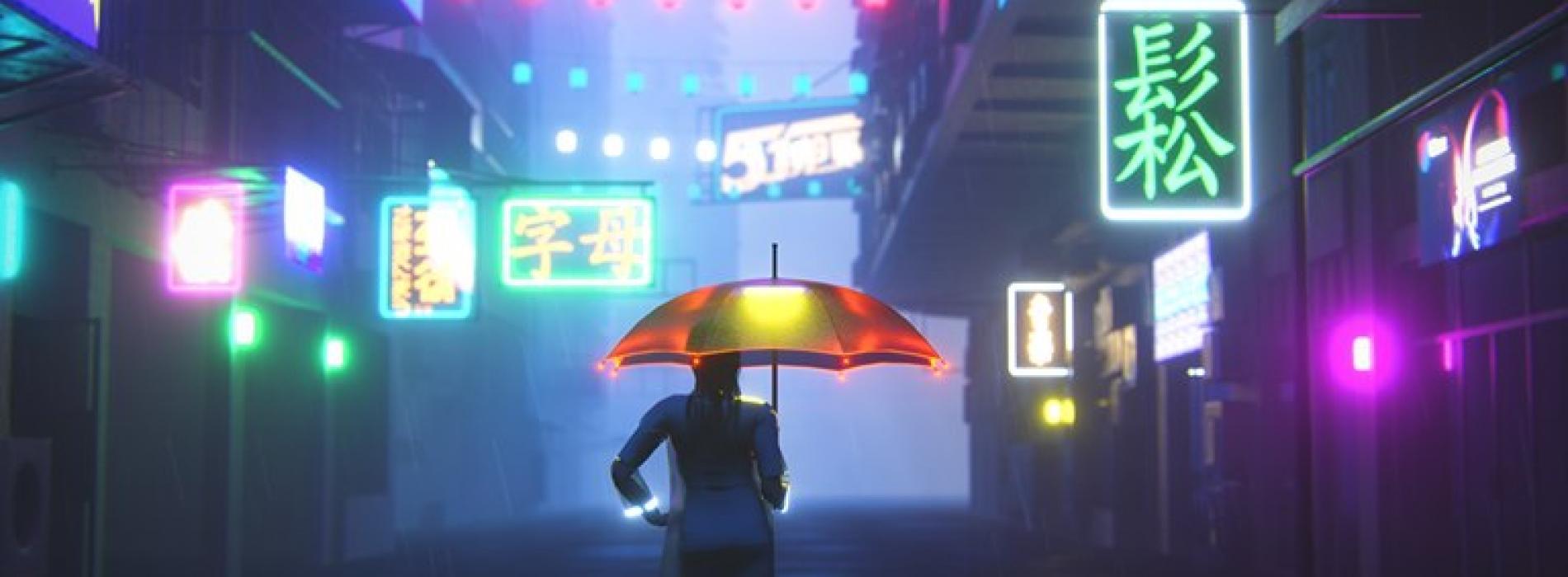 iClown Releases His Ep 'Neon Dystopia'