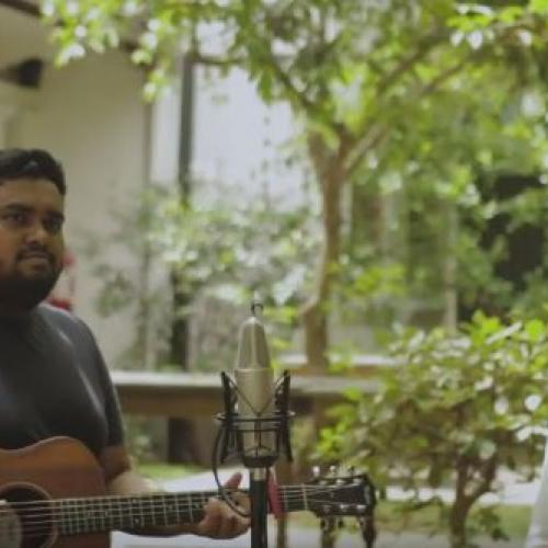 James Arthur – Falling Like The Stars (Cover) | Sanghavy & Minesh Dissanayake